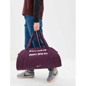 Nike GYM CLUB Training Duffel Bag - Purple